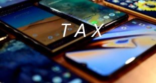 Tax levied on Mobile phone calls
