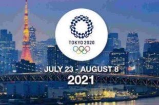 Tokyo Olympics start