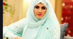 Amir Liaqat Hussain wife