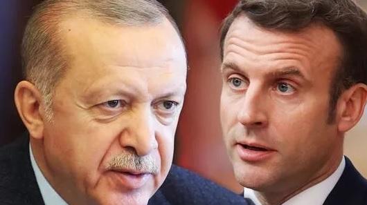 Turkey France Clash