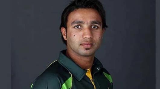 Cricketer Sami Aslam