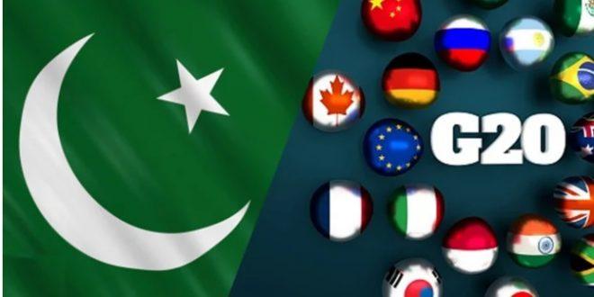 G 20 Pakistan