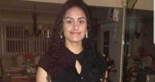 Acid attack victim Nafia
