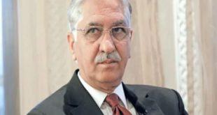 Nayyer Bukhari PPP