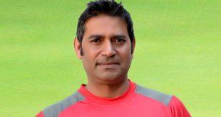 Cricketer Aqib Javed