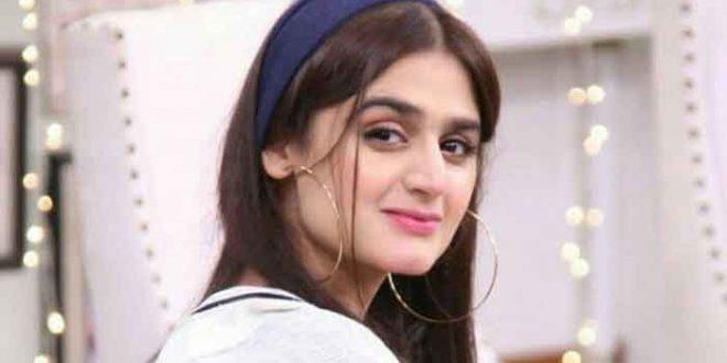 Actress Hira Mani