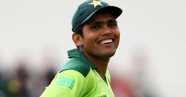 Wicketkeeper Kamran Akmal Pakistan
