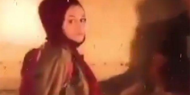 Palestinian girl Maryam Afifi