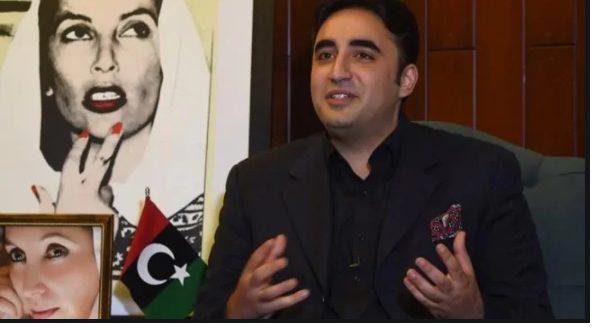 PPP chairman Bilawal Bhutto