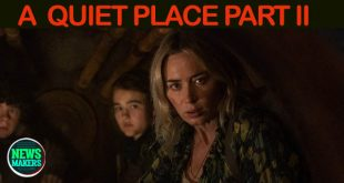 A Quiet Place Part II tops American Box Office