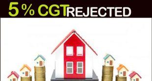 Realtors in Pakistan reject CGT
