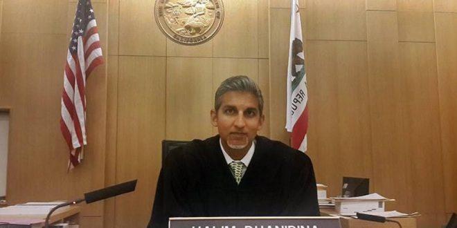 American Supreme Court's first Muslim Judge Haleem