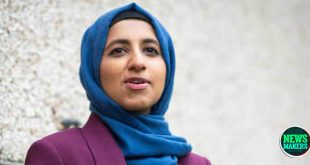 Glasgow's young Muslim leader Zara Mohammed