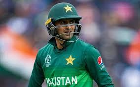 Pakistan Cricketer Shoab Malik