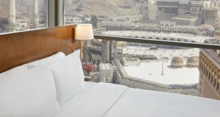 Hotels and their rents near Haram Sharif Mecca