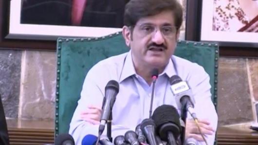 Lockdown in Sindh