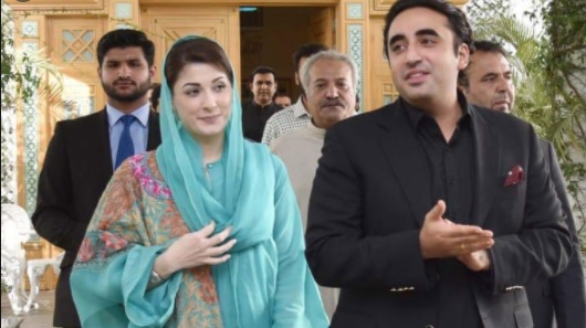 PPP and PMLN back door contacts