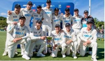New Zealand Cricket team to visit Pakistan