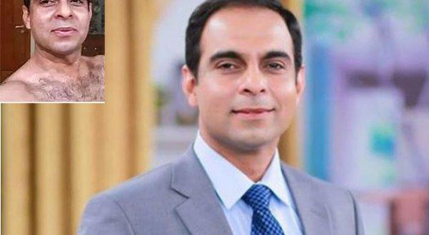 Motivational Speaker Qasim Ali Shah nude pictures