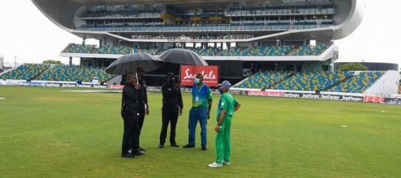 Pak West Indies 3rd T20I