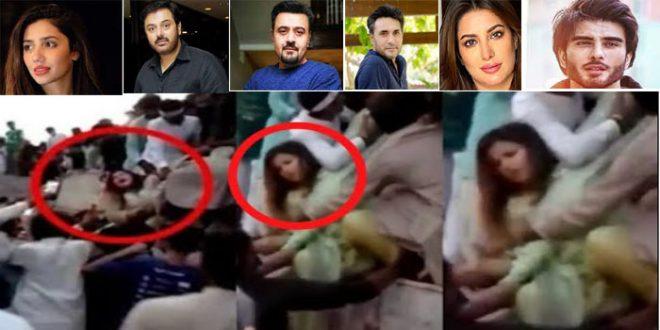 Pakistani showbiz celebrities on Lahore incident