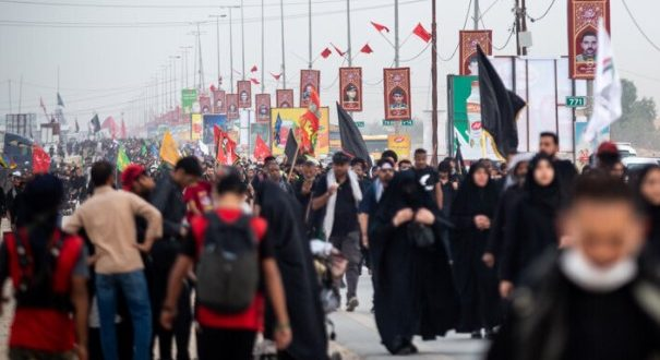 Iraq to issue 40000 Arbaeen visas to foreigners