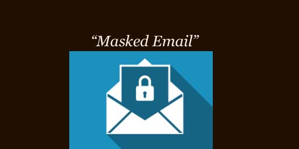 1Password and Fastmail launch Masked email