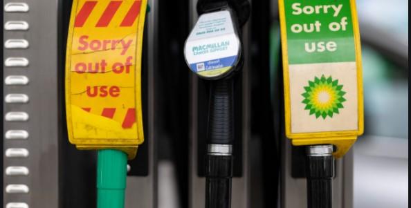 UK needs oil tanker drivers