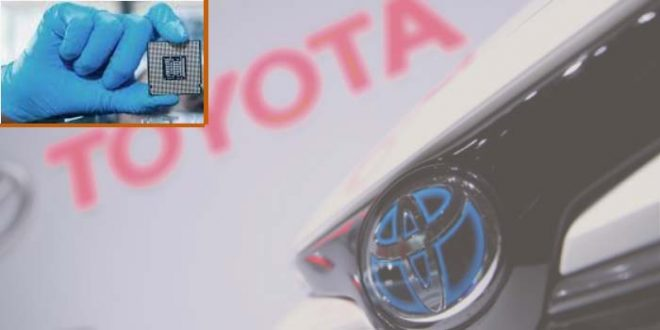 Toyota to cut production globally