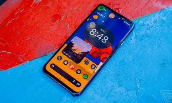 Android12 Review: It is all about looks of a mobile phone
