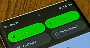 Inclusion of Internet Panel with Android 12