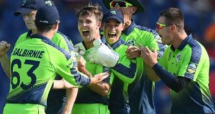 T20 World Cup 2021: Irish bowler Curtis Campher takes 4 wickets