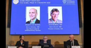 Nobel Price for Chemistry 2021