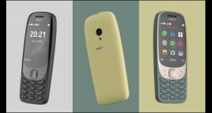 Nokia Relaunch 6310 Model