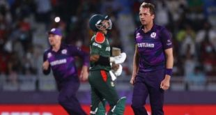 T20 World Cup: First upset