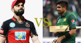 T20 World Cup: Pakistan vs India